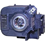 Diamond Lamp For EPSON H295A Projector With A Osram Bulb Inside Housing