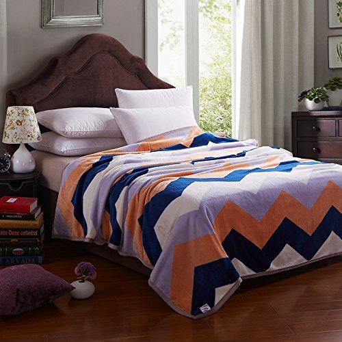 Flannel Blanket Pattern front-829235
