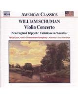 Schuman: Violin Concerto