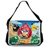 Red Into Action Angry Birds Pajaros Enojados Bandolera Bolso Portatil Bolso