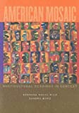 img - for By Barbara Rico - American Mosaic: Multicultural Readings in Context: 3rd (third) Edition book / textbook / text book