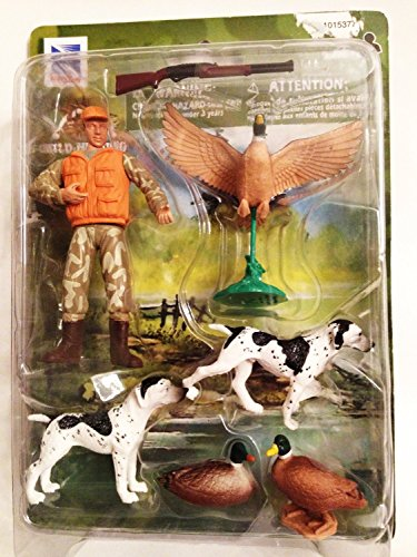 Wild Hunting Duck Action Figures - 1