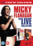 Micky Flanagan: Live Collection [DVD]