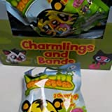 Moshi Monsters Charmlings Series 2 - 1 packet (inc. 1 band and 2 charmlings)