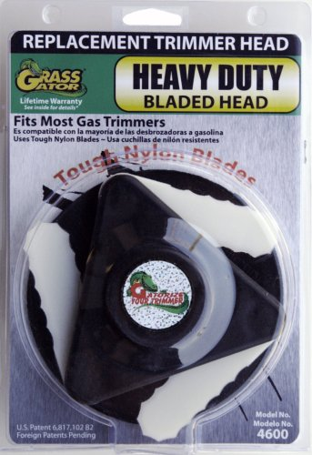 Grass Gator 4600 Weed II Heavy Duty Replacement String Trimmer Head (Weed Eater Head compare prices)