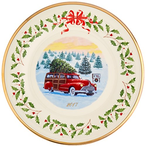Buy Lenox Holiday Collector Plate Now!
