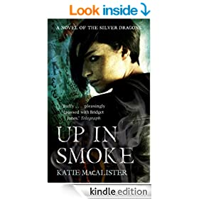 Up in Smoke (Silver Dragons 2)