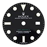 Rolex GMT Master II 116710 27mm Black Men's Dial for 40mm Watch