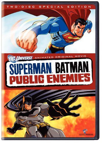 Supermanbatman Public Enemies Two-disc Special Edition from Warner Home Video
