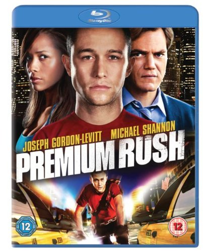 Premium Rush [Blu-ray] [UK Import]