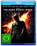 DVD - The Dark Knight Rises [Blu-ray]