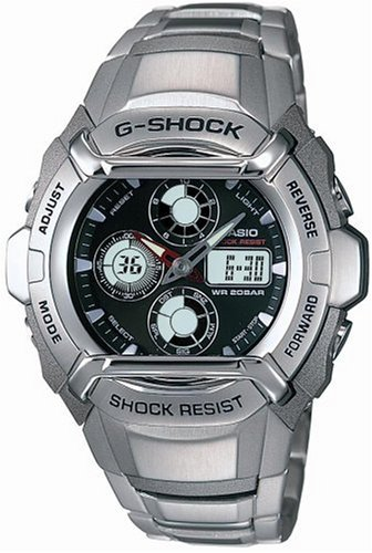 Casio G-Shock STANDARD Cockpit Series G-501D-1AJF Men's Watch Japan import
