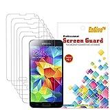 6 x EnGive Displayschutzfolie Samsung Galaxy S5 - Preisverlauf