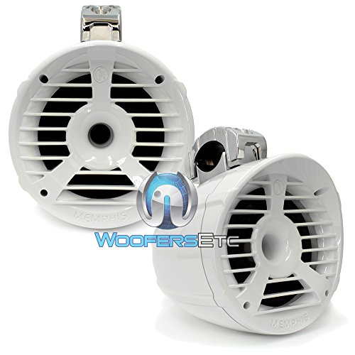 "15-Mm62Tw - Memphis White 6.5"" Marine Tower Speaker"