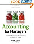 Accounting for Managers: Interpreting...