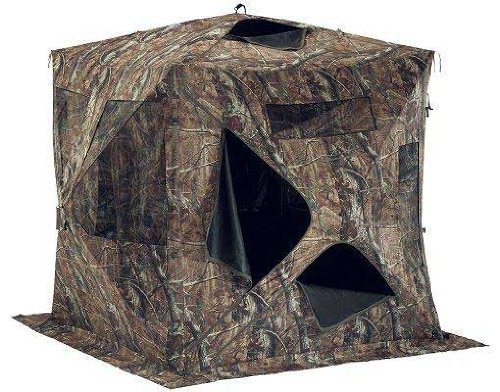 Shooters Ridge Sasquatch Hunting Ground Blind