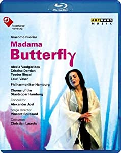 PUCCINI: Madama Butterfly (Staatsoper Hamburg, 2012) [Blu-ray]