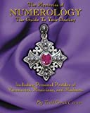 img - for The Mysteries of NUMEROLOGY: The Guide To Your Destiny Including Personal Profiles of Visionaries, Musicians, and Madmen by Todd Patrick Curran (2010-01-22) book / textbook / text book