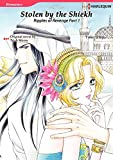 STOLEN BY THE SHEIKH - The Arranged Brides Duo 1 (Harlequin comics)