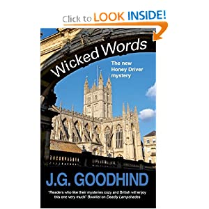 Wicked Words - J.G.Goodhind