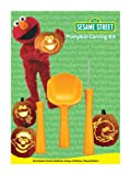 PMG Sesame Street Pumpkin Carving Kit, 3 Carving Tools, 7 Stencil Patterns
