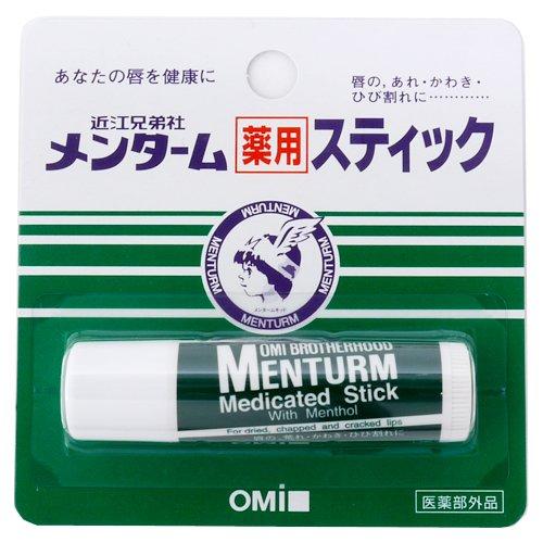 メンターム 薬用スティック 5g