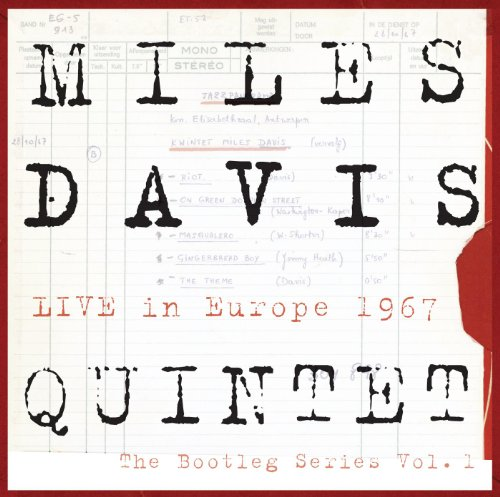 Miles Davis Quintet-Live in Europe 1967-the Bootleg Series Vol 1-3CD-2012-SNOOK Download