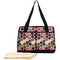Reebaby Love Is - Colourful Diaper Bag