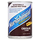 Dunns River Nurishment Original Big Can Chocolate Flavour 12 x 400gram