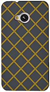 Timpax protective Armor Hard Bumper Back Case Cover. Multicolor printed on 3 Dimensional case with latest & finest graphic design art. Compatible with HTC M7 Design No : TDZ-22751