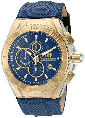 technomarine-mens-tm-115175-cruise-blueray-analog-display-quartz-blue-watch