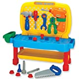 51eNc1ZrKoL. SL160  Megcos Tool Bench Toy  Affordable Gift for your Little One! Item #LMID 1275