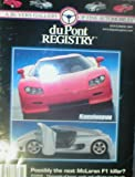 DuPont Registry Magazine November 2003 Koenigsegg (Single Back Issue)