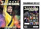 MICHAEL JACKSON 2016 CALENDRIER CALENDAR MICHAEL JACKSON BEWARE DOOR SIGN
