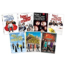 How I Met Your Mother Seasons 1-7 Collection