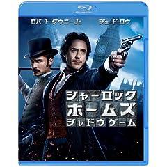 �V���[���b�N�E�z�[���Y �V���h�E �Q�[�� Blu-ray & DVD�Z�b�g(������萶�Y)