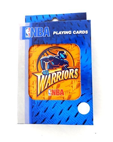 NBA Basketball Golden State Warriors Playing Cards - 1