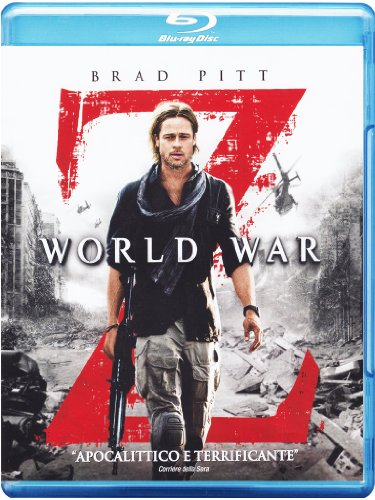 World war Z [Blu-ray] [IT Import]