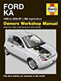 Ford Ka 1996-2008 Haynes Manual
