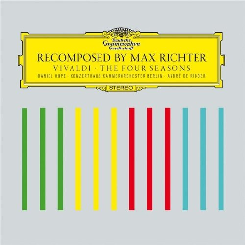 Max - Recomposed By Max Richter: Vivaldi, The Four Seasons - Zortam Music