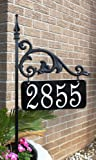 Annandale Address Sign 30""