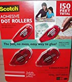 Scotch Adhesive Dot Rollers