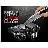 CameraPlus® Film Protecteur d'écran pour Nikon D800/800E/810/D750 en Verre Trempé 0,33mm Transparente Ultra-Clair Haute Qualité Ultra Résistant INRAYABLE Tempered Glass