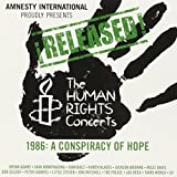 Released: Human Rights Concerts Conspiracy