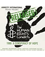 iRELEASED! - The Human Rights Concerts - A Conspiracy Of Hope (1986)