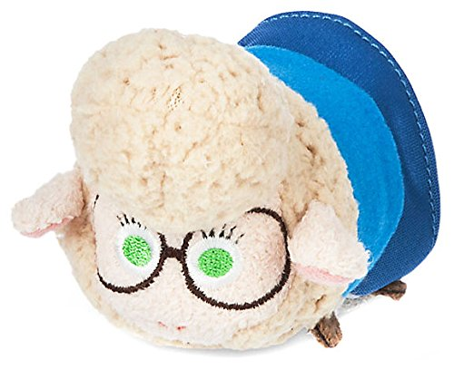 "Disney Tsum Tsum Zootopia Assistant Mayor Bellwether 3.5"" Plush [Mini]"