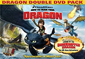 How to Train Your Dragon (2-Disc Edition - Double DVD Pack)