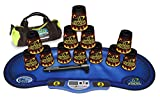 SPEED STACKS SPORT STACKING COMPETITOR (COMPLETE CUP STACKING SET) BLACK FLAME