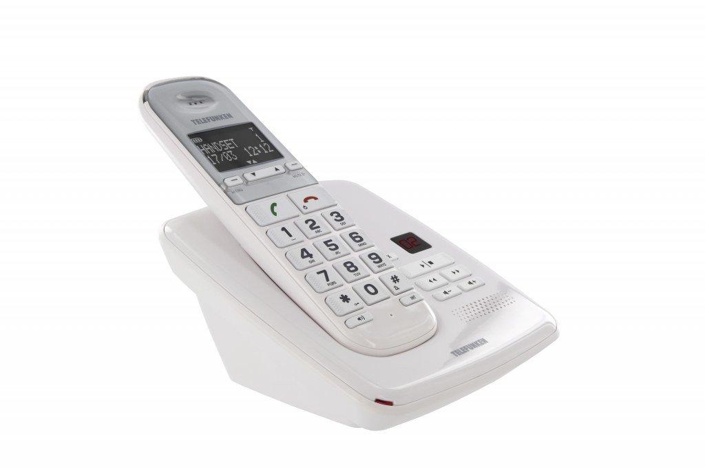 T�l�phone GSM TELEFUNKEN TD351 BLANC