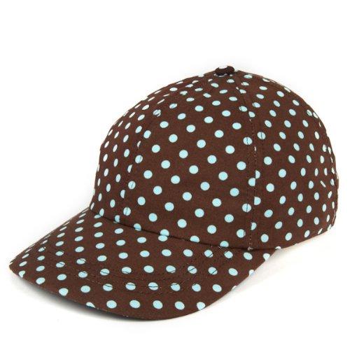 Madcapz Women's Baseball Cap Golf Hat - Aqua Dot Madcapz